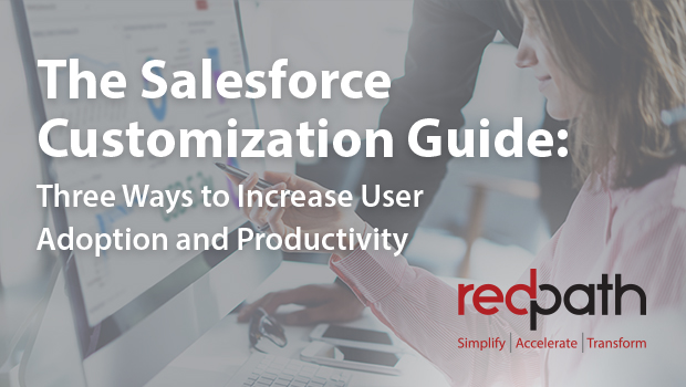 Redpath Salesforce Customization Guide