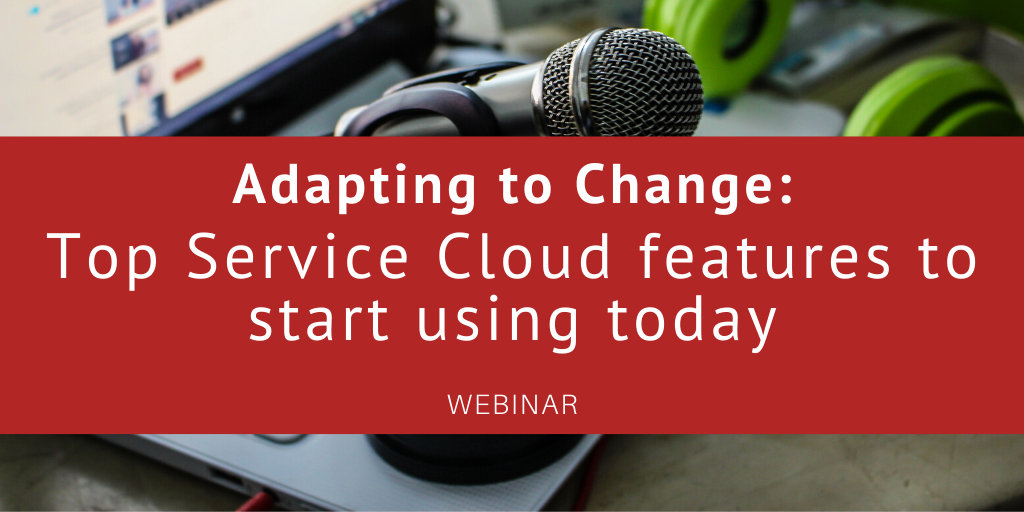 Redpath webinar-Top Service Cloud features to start using today
