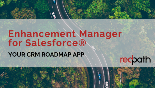 Enhancement Manager for Salesforce app