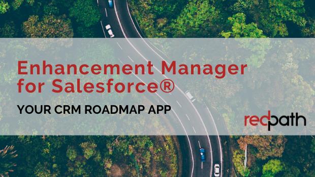 Enhancement Manager for Salesforce app