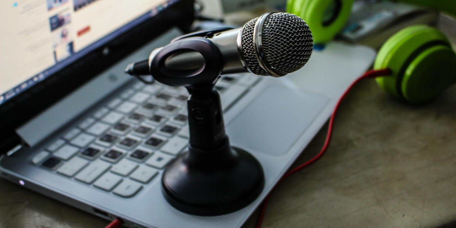 Computer Microphone