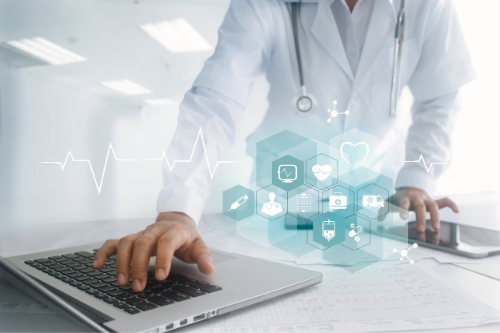 Healthcare connected technology